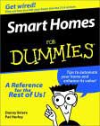 Smart Homes For Dummies® by Danny Briere (Author), Patrick Hurley (Author)